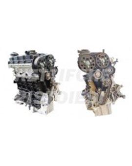 Volkswagen Golf Jetta 2000 TDI Motore Revisionato Semicompleto BMN