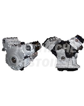 Volkswagen 3000 TDi CR Motore Revisionato Semicompleto BKS